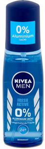 Nivea Men Fresh Active Deo Spray