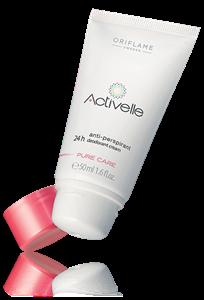 Oriflame Activelle Pure Care 24 Órás Dezodoráló Krém