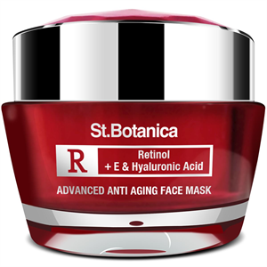 St.Botanica Retinol Advanced Anti Aging Face Mask