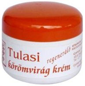 Tulasi Regeneráló Körömvirág Krém