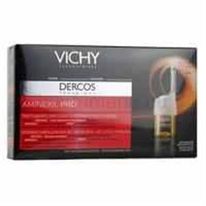Vichy Dercos Aminexil Pro 12X Ampulla Férfiaknak