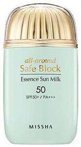 Missha ll Around Safe Block Essence Sun Milk SPF50+/PA+++