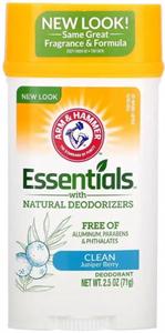 Arm & Hammer Essentials With Natural Deodorizers - Juniper Berry