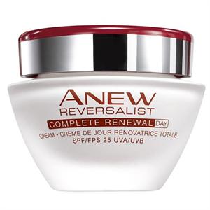 Avon Anew Reversalist Complete Renewal Bőrmegújító Nappali Krém SPF25