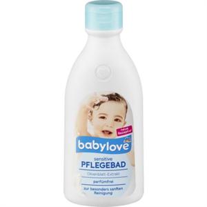 Babylove Sensitive Pflegebad Babafürdető