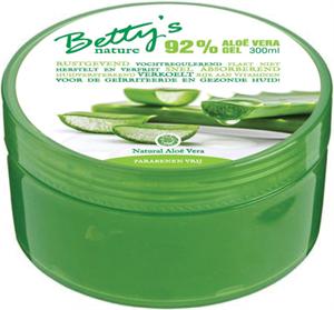Betty's Nature 92% Aloe Vera Gel