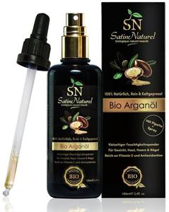 SatinNaturel Bio Arganöl