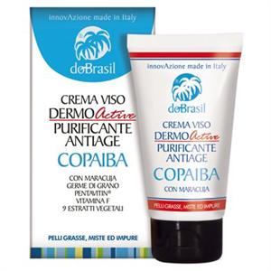doBrasil Copaiba Tisztító és Öregedésgátló Arckrém