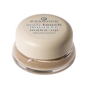 Essence Soft Touch Mousse Alapozó