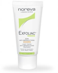 Noreva Exfoliac Light Tinted Anti-Imperfections Treatment