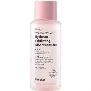Hanskin Hyaluron Exfoliating AHA Treatment