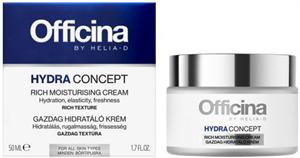 Helia-D Officina Hydra Concept Gazdag Hidratáló Krém