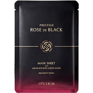 It's Skin Prestige Rose de Black Mask Sheet