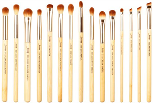 Jessup 15 Pcs Eye Brush Set