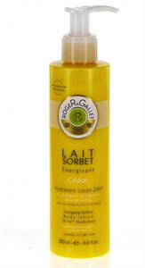 Roger & Gallet Lait Sorbet Energisant Cedrat