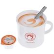 Tonymoly Latte Art Milk-Tea Hidratáló Sminkalap