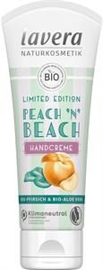 """Lavera Peach """"N"""" Beach Kézkrém"""