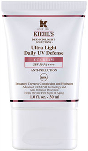 Kiehl's Ultra Light Daily UV Defense CC Cream
