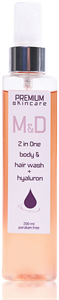 Mother & Daughter 2 In 1 Body And Hair Wash