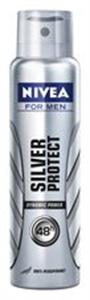 Nivea For Men Deo Spray Silver Protect