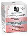AA Age Technology Multi Regeneration 40+ Feszesítő, Hidratáló Nappali Arckrém UVA/UVB