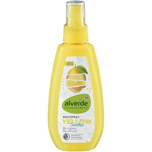 Alverde Bodyspray Yellow Smoothie