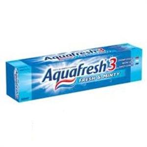 Aquafresh 3 Fresh & Minty Fogkrém