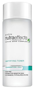 Avon Nutra Effects Mattító Tonik