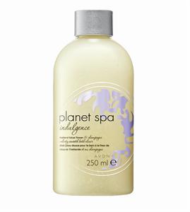 Avon Planet Spa Indulgence Thaiföldi Lótuszvirág és Pezsgő Fürdőelixír