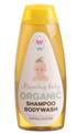 Beaming Baby Organikus Babafürdető És Sampon