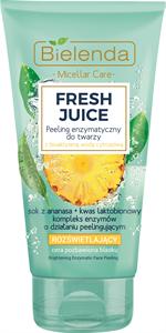 Bielenda Fresh Juice Bőrszínjavító Hatású Enzimes Arcpeeling