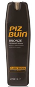 Piz Buin Bronze Tanning Lotion