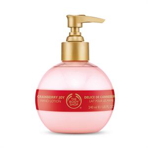 The Body Shop Cranberry Joy Hand Lotion