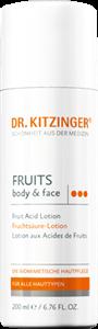 Dr. Kitzinger Fruits Body & Face Gyümölcssavas Ápolótej