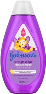 Johnson's Baby Strength Drops Shampoo