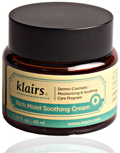 Klairs Rich Moist Soothing Cream (régi)