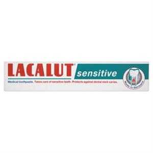 Lacalut Sensitive Preventív Hatású Fogkrém Érzékeny Fogakra