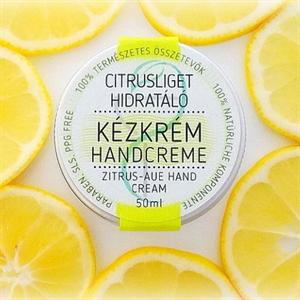Magister Products Citrusliget Hidratáló Kézkrém