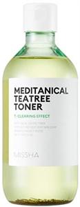 Missha Meditanical Tea Tree Toner