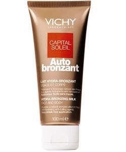 Vichy Capital Soleil Önbarnító Arcra