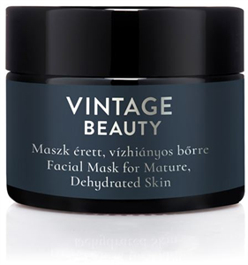 Vintage Beauty Maszk Érett, Vízhiányos Bőrre