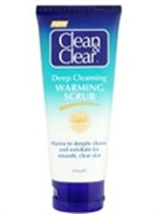 Clean&Clear Melegítő Hatású Bőrradír