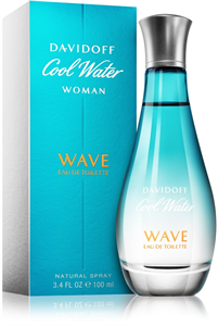 Davidoff Cool Water Wave Woman EDT