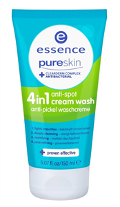 Essence Pure Skin Anti-Spot 4in1 Cream Wash