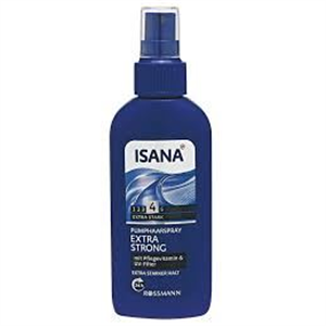 Isana Hair Pumpás, Extra Erős Hajlakk