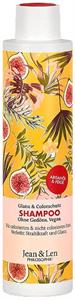 Jean&Len Haarpflegeset Glanz & Colorschutz Marokkanisches Arganöl & Feige Shampoo