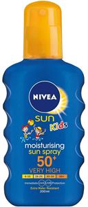 Nivea Sun Kids SPF50+ Spray