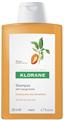Klorane Mango Tápláló Sampon Száraz Hajra