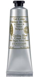L'Occitane Cooling Hand Cream Gel