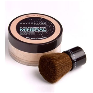 Maybelline New York Mineral Power Foundation